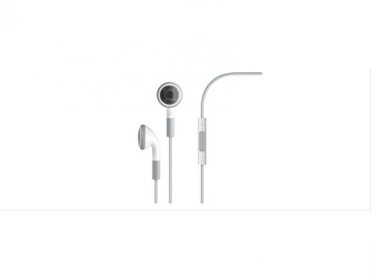 苹果ipod mb770ch/a 白色苹果耳机